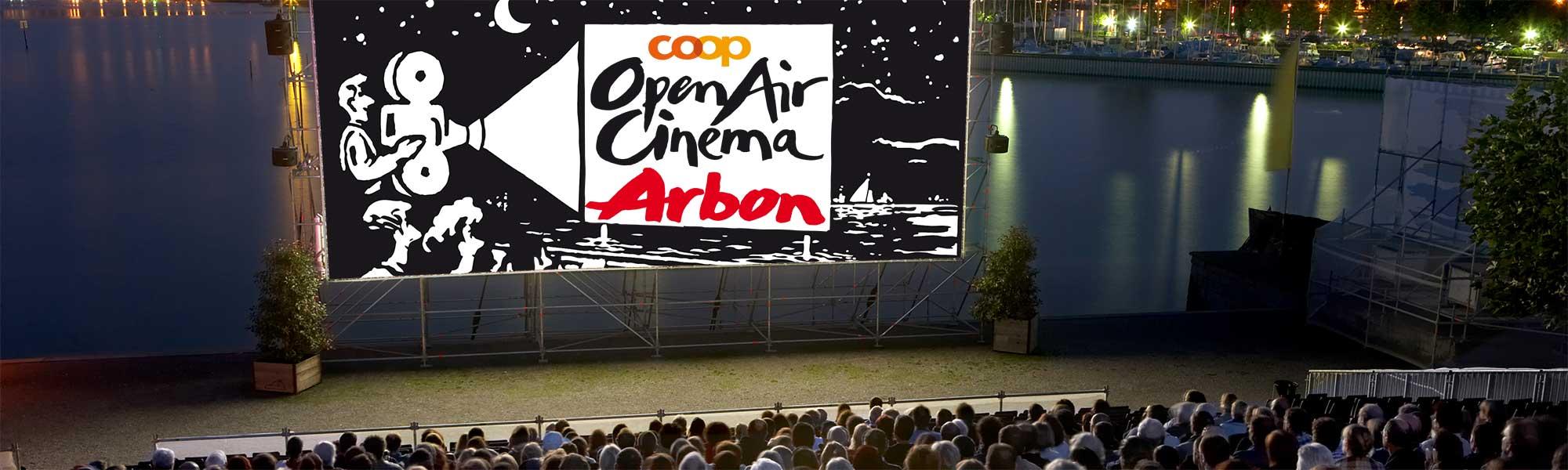 Coop Open Air Cinema Open Air Kino Arbon